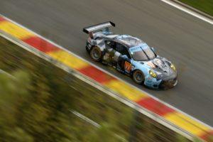 Porsche 911 RSR (77), Dempsey Proton Racing Christian Ried, Matteo Cairoli, Marvin Dienst