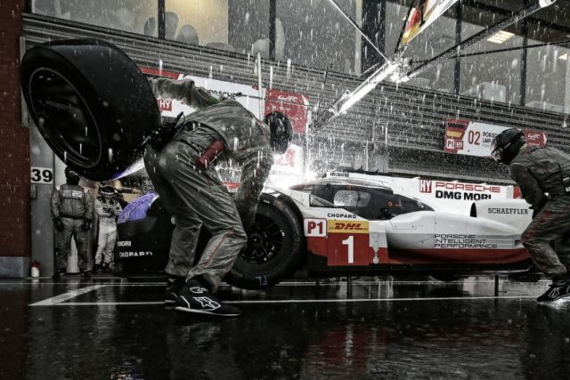 Porsche 919 Hybrid, Porsche LMP Team Neel Jani, Andre Lotterer, Nick Tandy Spa