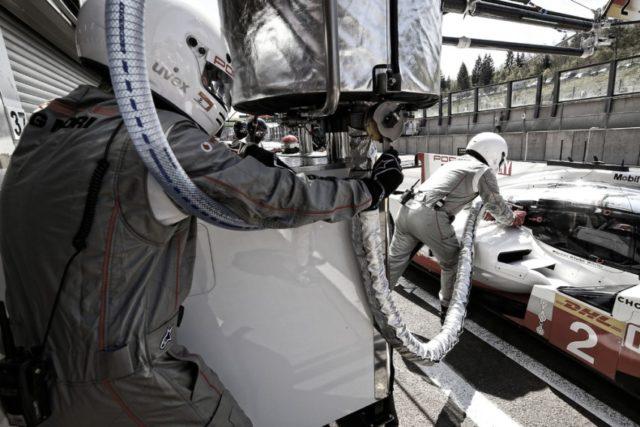 Porsche 919 Hybrid, Porsche LMP Team Timo Bernhard, Brendon Hartley, Earl Bamber Spa
