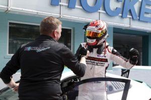 Porsche Carrera Cup Frank Funke, Dennis Olsen (N), Porsche Carrera Cup Deutschland - 01 Hockenheimring 2017