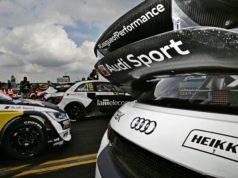 Rallycross Hockenheim Audi S1 EKS RX quattro
