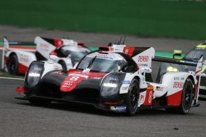 Toyota TS050 Hybrid in Spa
