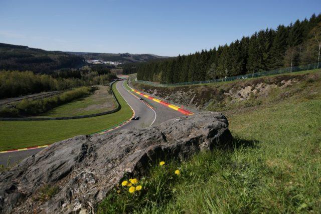 Die Ardennen Achterbahn Spa Francorchamps