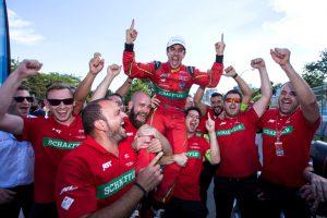 FIA Formel E Champion 2017 Lcas di Grassi
