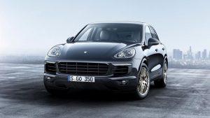 Porsche Rückruf ca. 21.500 Porsche Cayenne Diesel betroffe