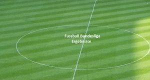 Fussball Bundesliga Ergebnisse