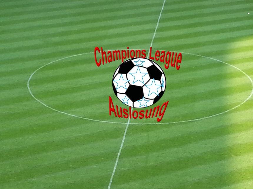 uefa champions league auslosung achtelfinale