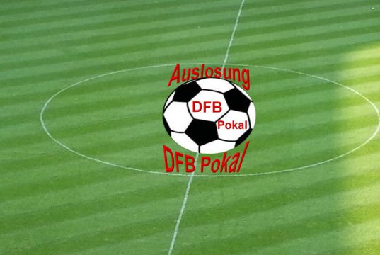 DFB Pokal Auslosung