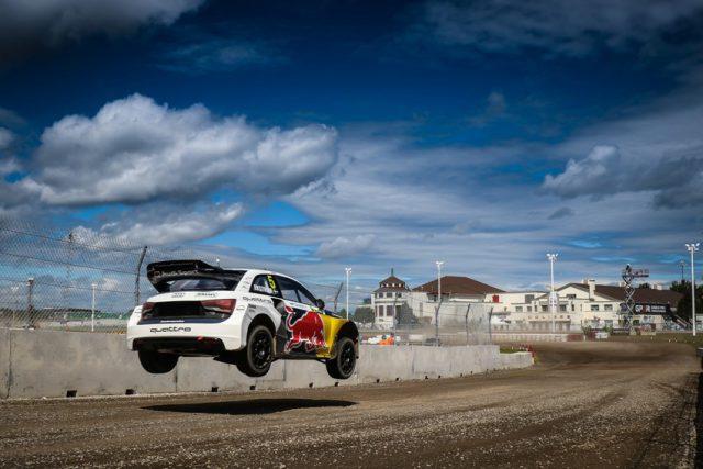 Rallycross-WM: Audi-Pilot Ekström ist zurück