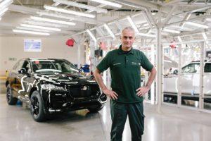 José Mourinho ist 100.000 Kunde eines Jaguar F-PACE