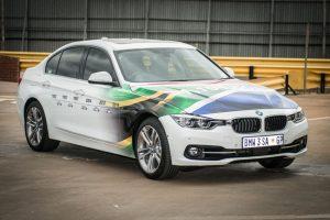 BMW 3er Limousine läuft im BMW Group Werk Rosslyn zum letzten Mal vom Band Foto: © BMW AG