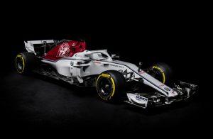 Alfa Romeo Sauber F1 C37 Formel 1Saison 2018 Foto: ©  Alfa Romeo Sauber F1