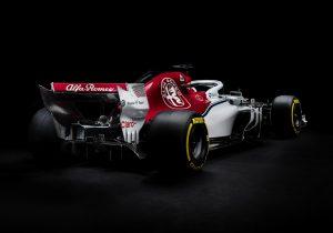 Alfa Romeo Sauber F1 C37 Formel 1Saison 2018 Foto: ©  Alfa Romeo Sauber F1 Team