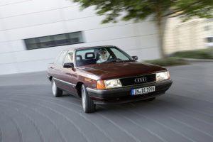 Audi 100 2.5 TDI Foto: © Audi AG