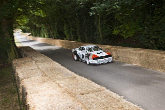 """Audi 200 quattro """"TransAm"""" (1988) Foto: © Audi AG"""