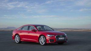 Audi A6 Limousine (2018) Foto: © Audi AG
