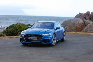 Audi A7 Sportback 2018 Foto: © Audi AG