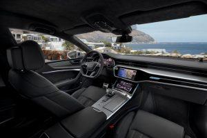 Audi A7 Sportback Infotainment und Audi Connect Foto: © Audi AG
