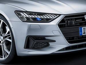 Audi A7 Sportback Licht Design 2018 Foto: © Audi AG