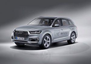 Audi Q7 e-tron 3.0 TDI quattro Foto:© Audi