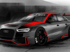 Audi RS 3 LMS WTCR – FIA World Touring Car Cup 2018 Foto: © Audi AG