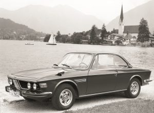 BMW 2800 CS (1968 - 1971)  Foto: © BMW AG