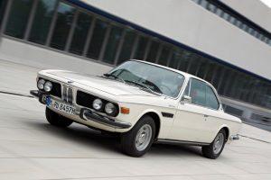 BMW 3.0 CSI, Baujahr 1973 Foto: © BMW AG