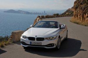 BMW M4 Cabrio (F83) Foto: © BMW AG