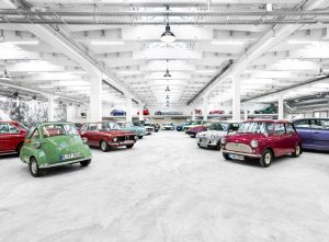 BMW Group Classic, München Fahrzeugsammlung Foto: © BMW AG