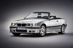 BMW M3  Cabrio (E36) Foto: © BMW AG