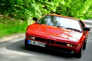 BMW M1 1978 - 1981 Foto: © BMW AG
