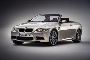 BMW M3 Cabrio (E90) Foto: © BMW AG