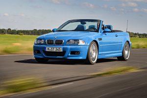 BMW M3 Cabrio (E46) Foto: © BMW AG