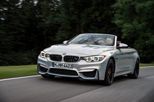 BMW M4 Cabrio Foto: © BMW AG