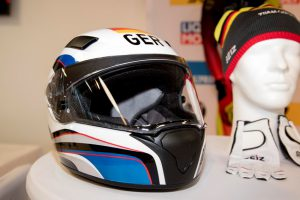BMW Motorrad Helm Foto:© BMW