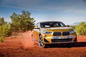 BMW X2  Foto: © BMW AG