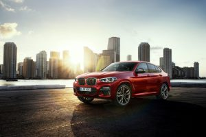BMW X4 Modell 2018 Foto: © BMW