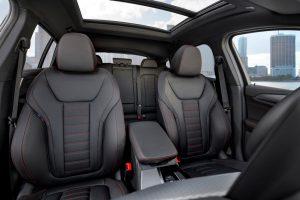 BMW X4 Modell 2018 Innenraum Foto: © BMW
