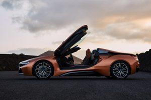 BMW i8 Roadster  Foto; © BMW AG