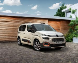 Citroen Berlingo 3. GenerationFoto: © William Crozes @ Continental Production