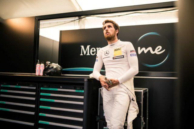 Daniel Juncadella, Mercedes-AMG Motorsport DTM Team Foto: © Mercedes Motorsport