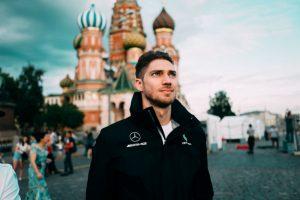 DTM, Moskau/Moscow. Mercedes-AMG DTM Team, Mercedes-Benz, DTM, Edoardo Mortara, Mercedes-AMG C 63 DTM BWT Foto:© Mercedes Motorsport