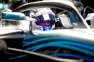 Mercedes-AMG Petronas Motorsport, Valtteri Bottas, Test, Barcelona Foto: © Daimler AG