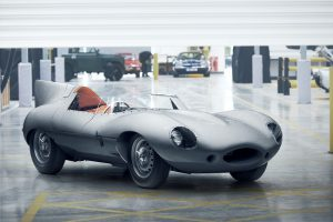 Jaguar D-Type Foto: &copy Jaguar