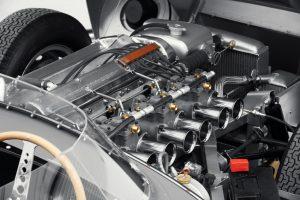 Jaguar D-Type Sechszylindermotor Foto: © Jaguar