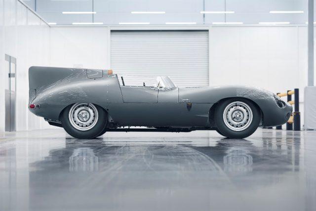 Jaguar Rennwagen D-Type Foto: © Jaguar