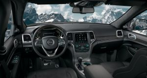 Jeep Grand Cherokee S Innenraum Foto: © Fiat Chrysler Automobile