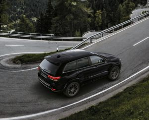 Jeep Grand Cherokee S 2018 Foto: © Fiat Chrysler Automobile