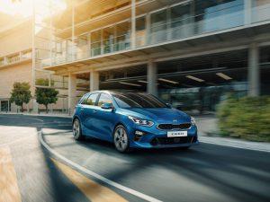 Kia Ceed 2018 Debüt auf dem Genfer Autosalon Foto: © Kia Motors