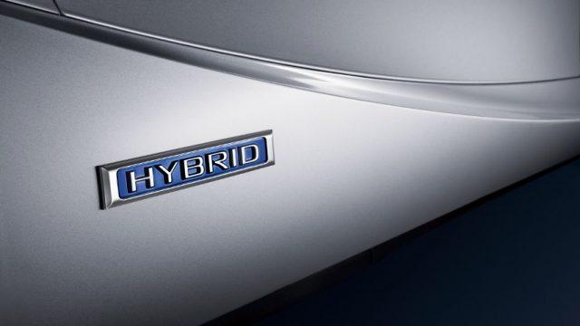 Lexus Hybrid Logo Foto: © Lexus